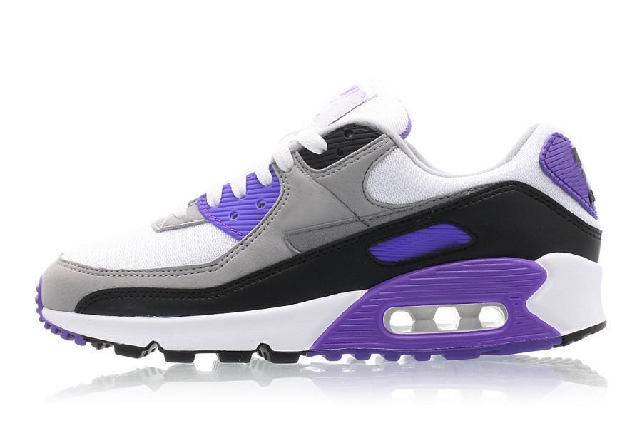 2094 klasik 90 koşu ayakkabıları Kamuflaj Londra Be Gerçek Serin Gri UNC Mixtape 90'ların erkek eğitmen des chaussures Sports açık Sneakers womens