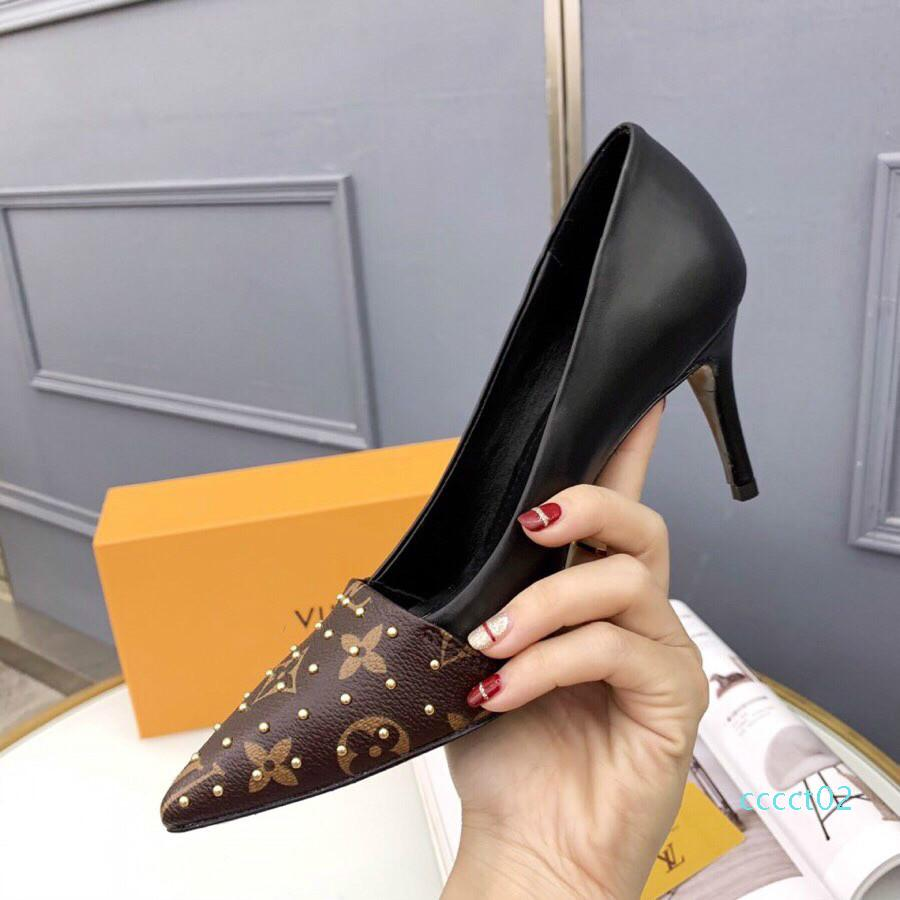 Womens High Heels Designer Classic Hot