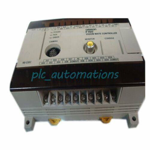 Usato Omron F150-C10V2 Vision Mate controller provato buon