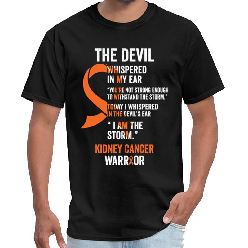La conception de sensibilisation au cancer du rein shirt Westworld t shirt homme starship troopers t hiphop shirts s-6XL top