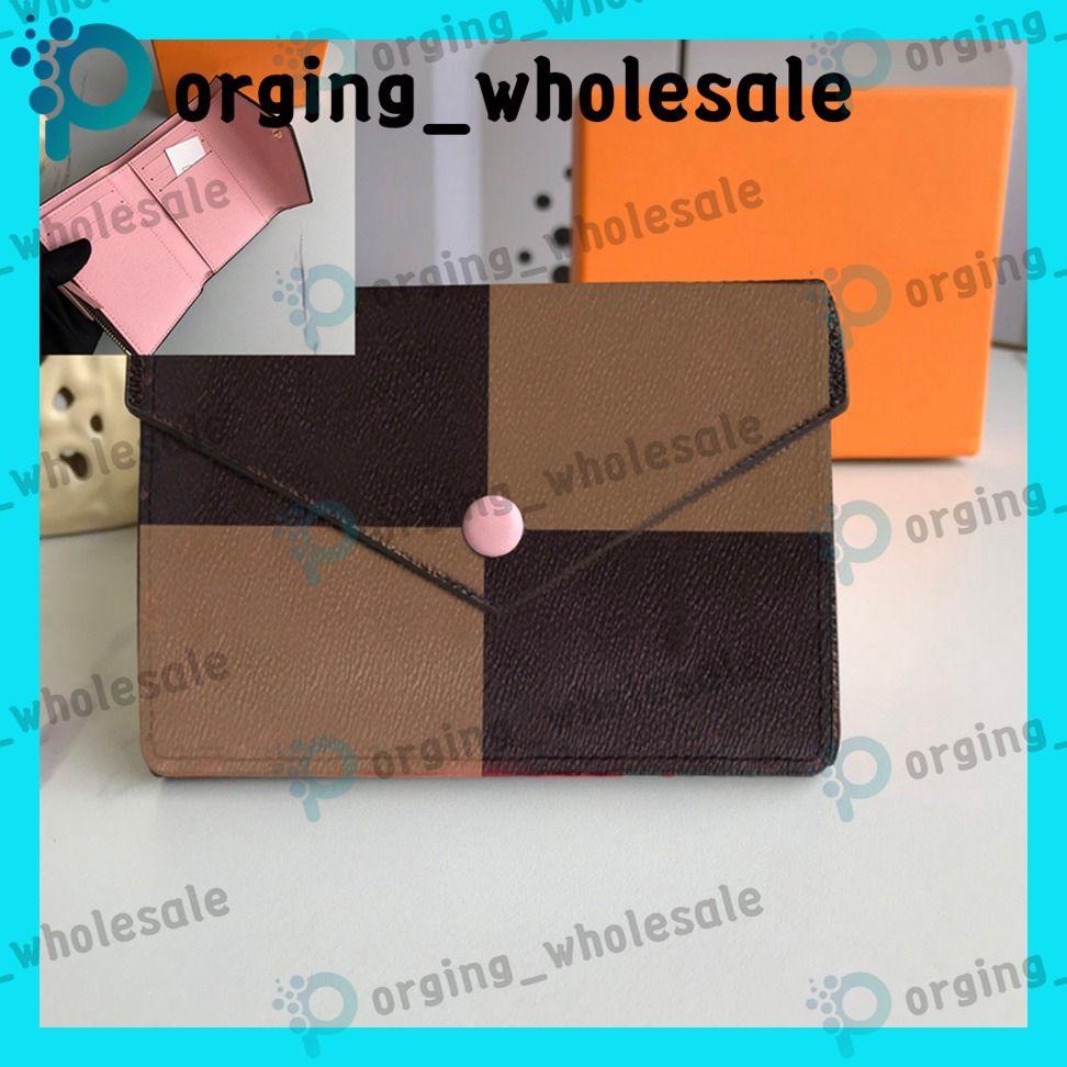 Кошелек Womens короткие молнии кожушковые кошельки для женщин многоцветные короткие карманные держатель женщины карты классический кошелек оптом AGFFK