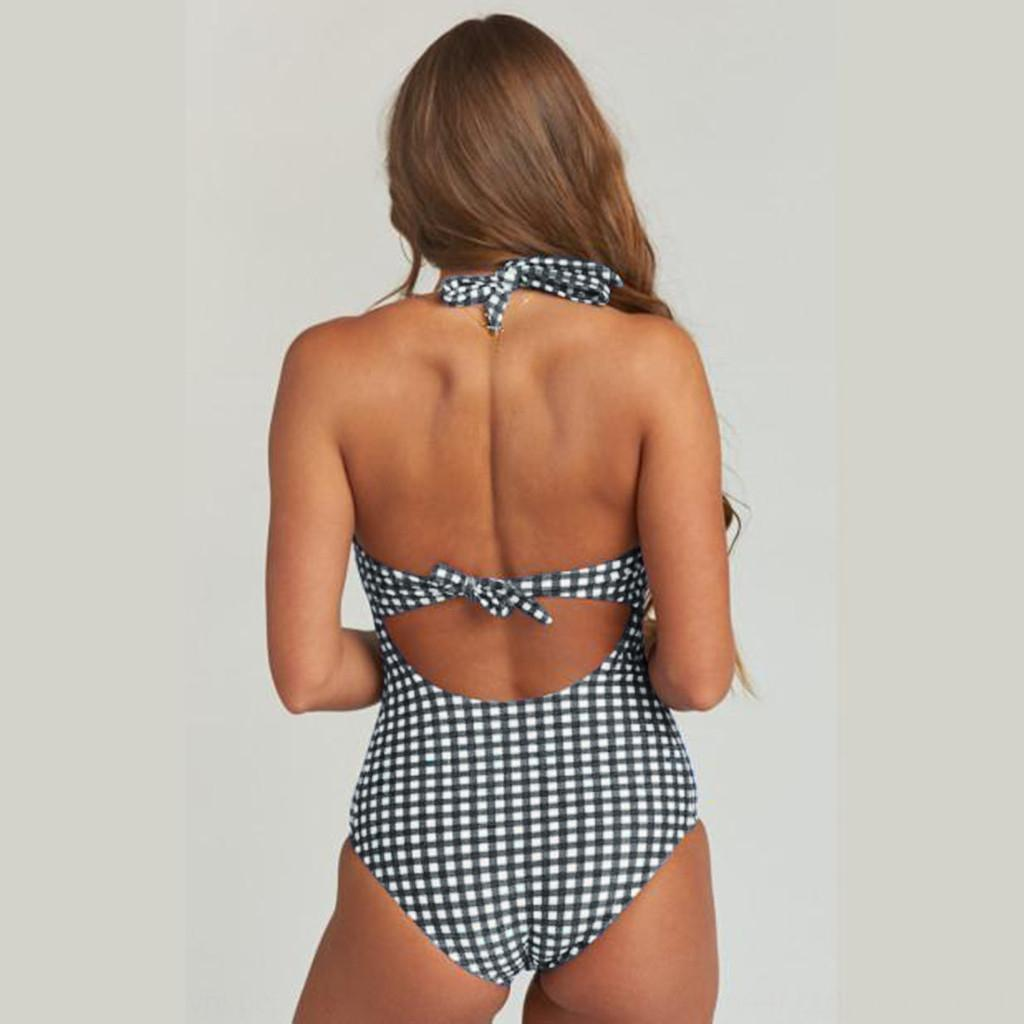 PXNb2 verbunden) Badeanzug neue einteilige schwangere Blume (Removed Bikini 2019 Frauen New Bikini