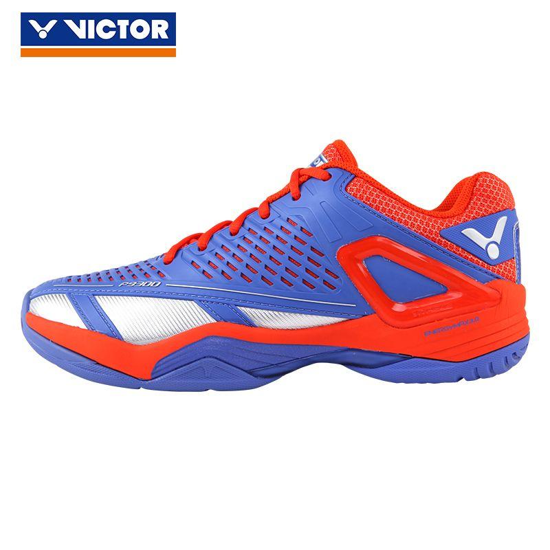 Nuovo arrivo Victor professionale di volano scarpe da uomo Donne Anti Slippery traspirante cuscino lo sport scarpe da tennis P9300