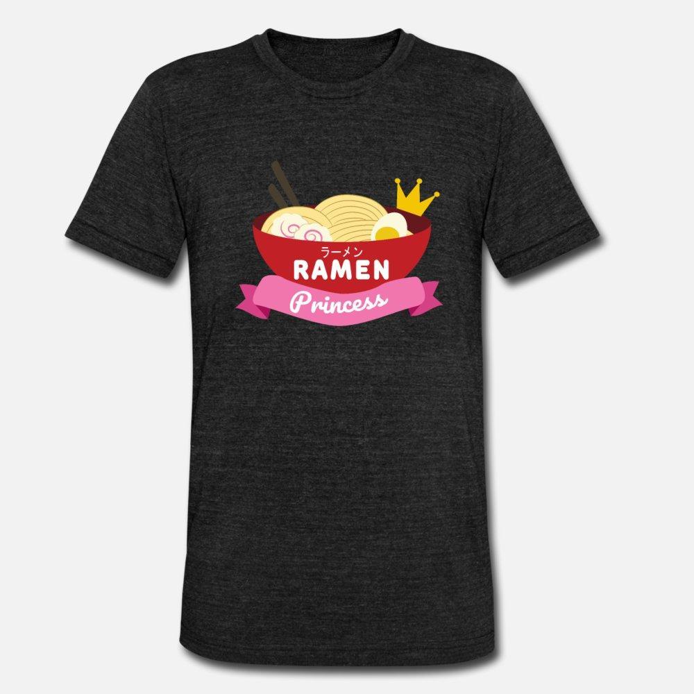 Ramen Anime I King Queen Princess Family Gift тенниска мужчина Designs с коротким рукавом Euro Размер S-3XL GENTS Известной Аутентичной весна осенью рубашки
