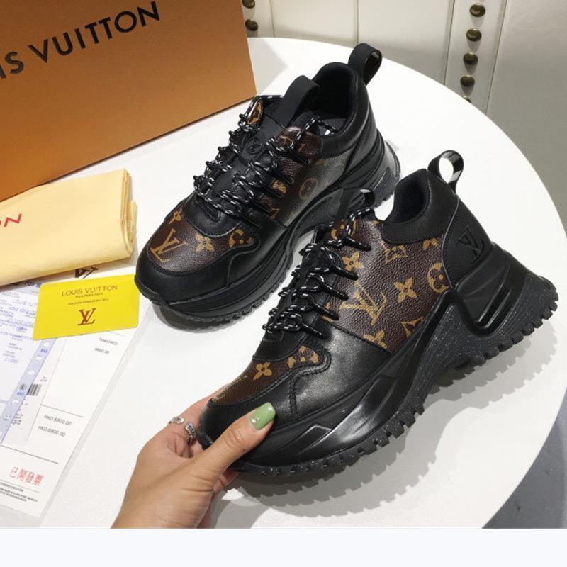 158 Los nuevos zapatos de moda casual de las mujeres de lujo del diseñador, zapatos de las mujeres ocasionales al aire libre, materiales de alta calidad, con la caja original
