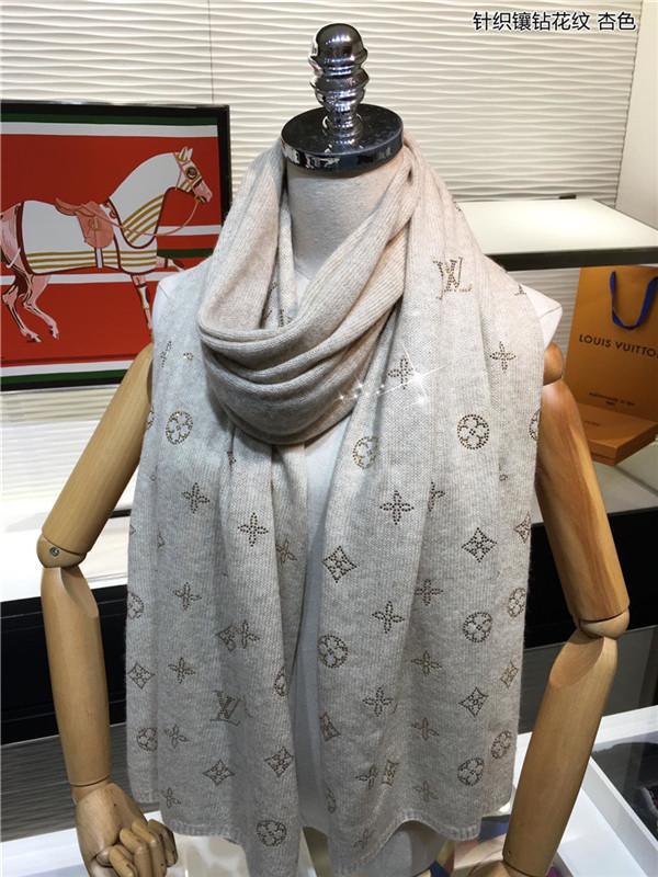 Top Qualität Art und Weise vier Jahreszeiten einzelnen Schicht Seidenschals lang Tourismus Schal Designer Frauen weicher Chiffon- Druckenschal Großhandel Marken
