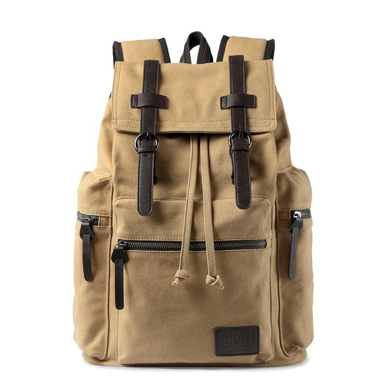 2020 New design Smart Laptop backpack laptop school backpack canvas travel sports backpack