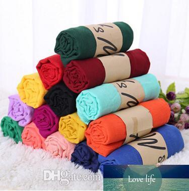 Fahion de lino de las bufandas de las mujeres de la moda bufandas gris Begonia flor de la tinta estilo largo muchacha del algodón de la bufanda de cuello de envío libre Mantón