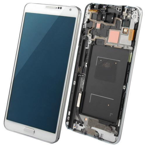 3 in 1 Original LCD + Frame +Touch Pad for Galaxy Note III / N9005, 4G LTE