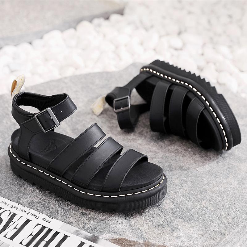 جلد طبيعي جلد البقر المرأة شاطئ أحذية للمرأة الصيف الصنادل في الهواء الطلق الأحذية الرياضية أحذية رياضية sandalias
