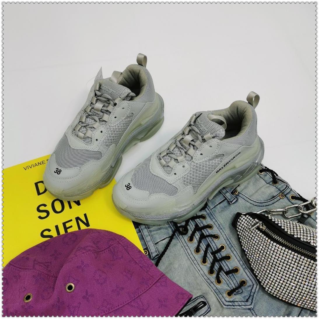 2019 nuove scarpe da donna di alta qualità della molla scarpe casual di lusso e autunno di viaggio delle donne consegna veloce con l'imballaggio scatola originale