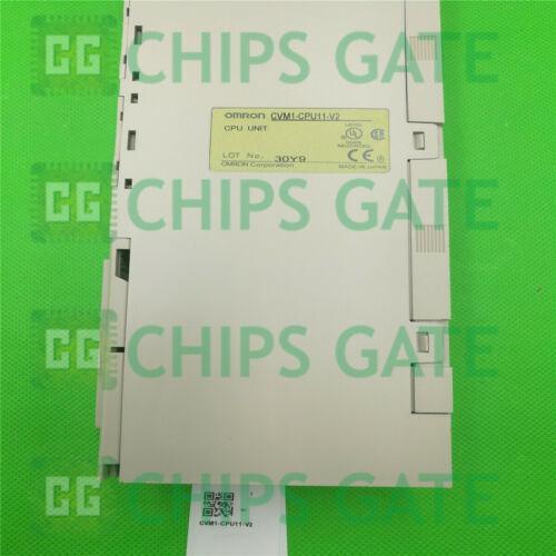1PCS OMRON CVM1-CPU11-V2 PLC New In Box CVM1CPU11V2 Fast Ship