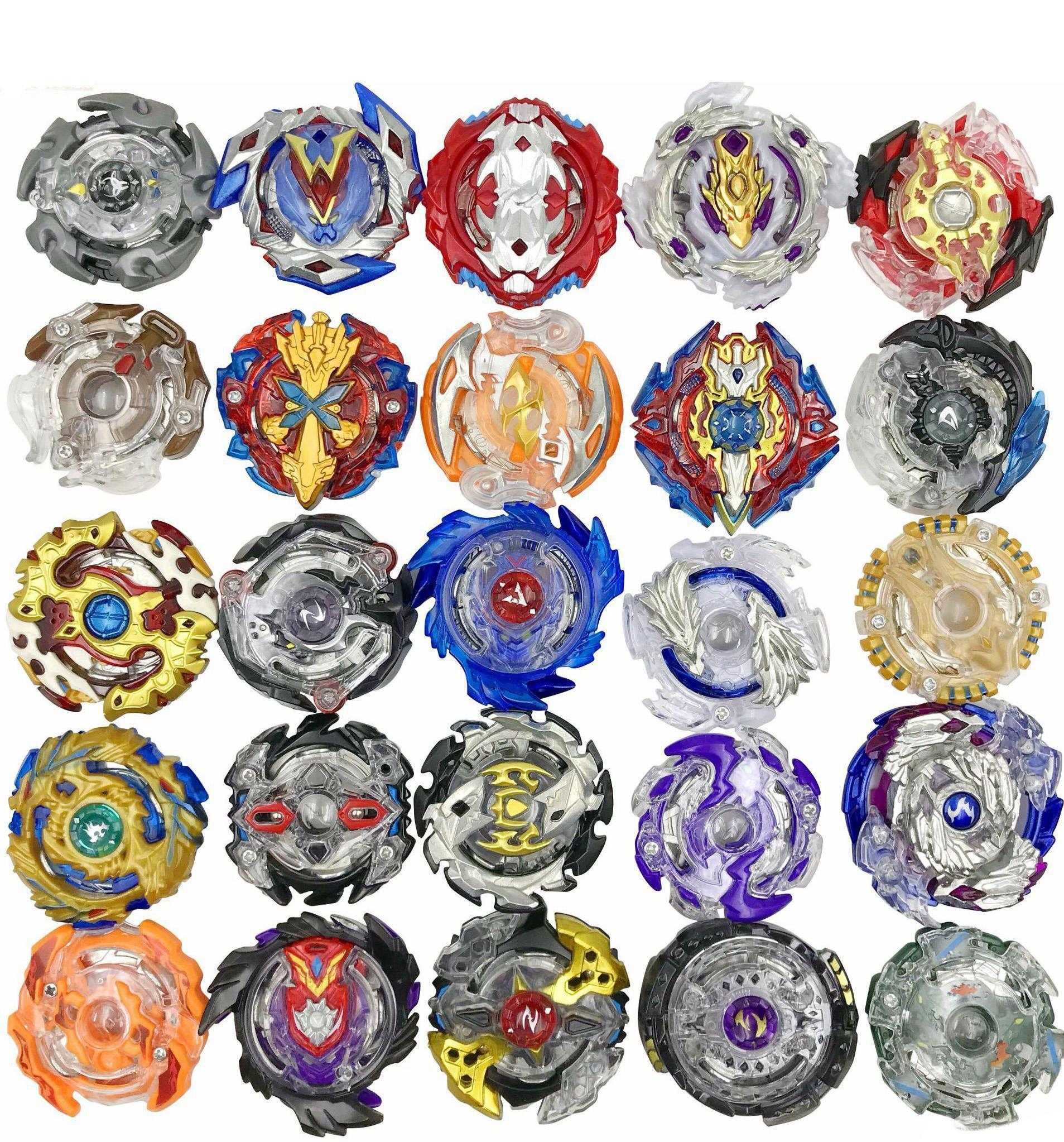 4D spinning top Beyblade Burst With Launcher Kids Boys Toy Starter Zeno Excalibur .M.I (Xeno Xcalibur) Bables Toys