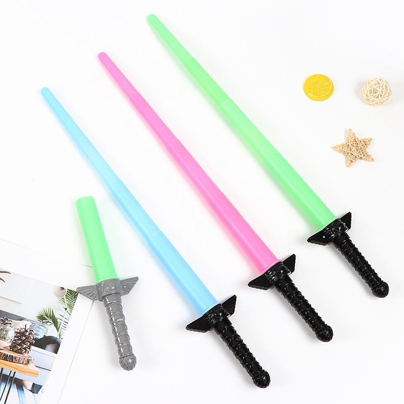 Детской телескопического меч мигание Concert поддержки игрушки светой палка LED Gl Стик Cosplay Реквизит Kid подарок 3 цветов