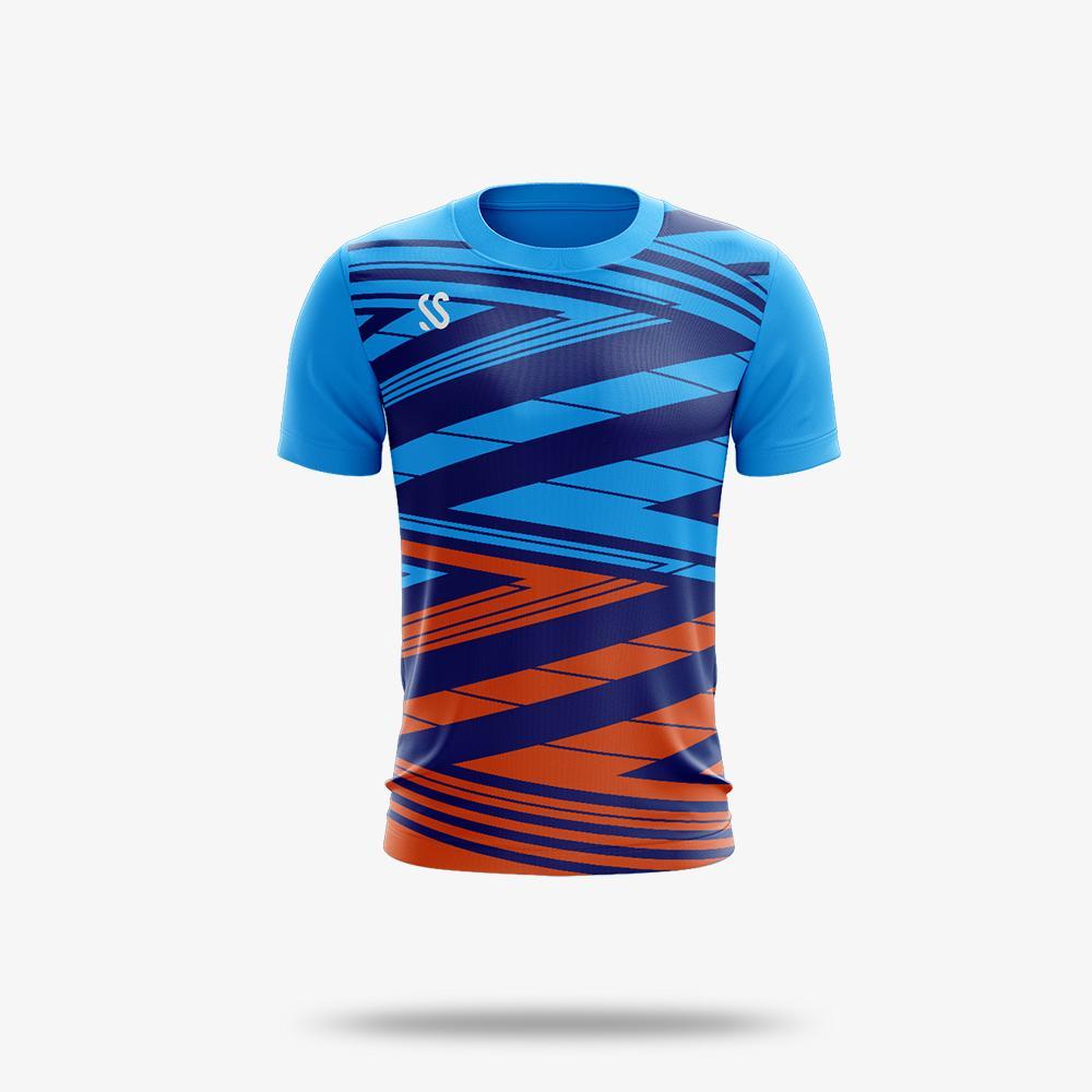 Rennen Sport Fitness Gym trocknen schnell Breathable Badminton Hemd, Damen / Herren Tischtennis-Team-Spiel-T-Shirts High Quality