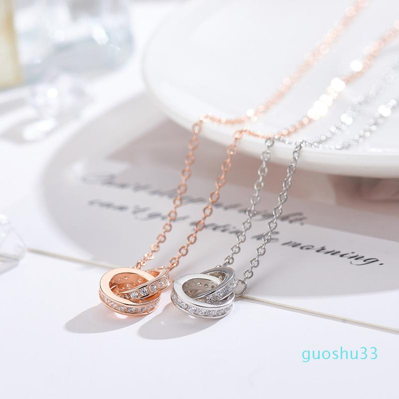 Hot Sale S925 Sterling Silver Necklace