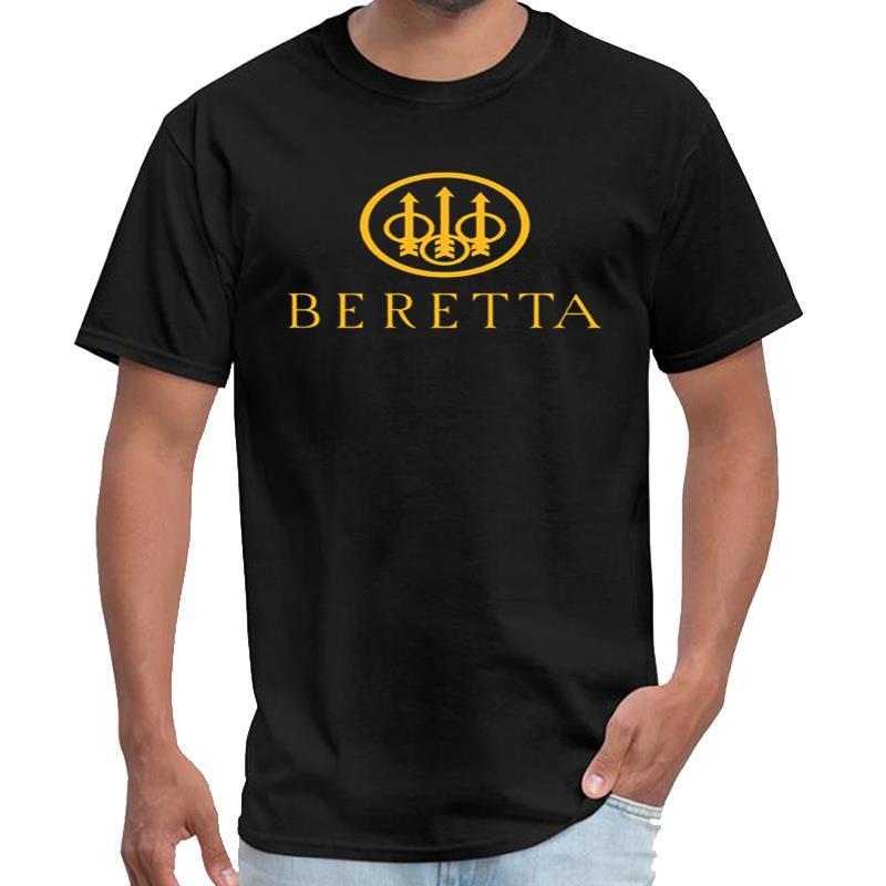 Printed Beretta Guns travis ~ 5xL Hip-Hop-s T-Shirt Frauen T-Shirt großer Größe