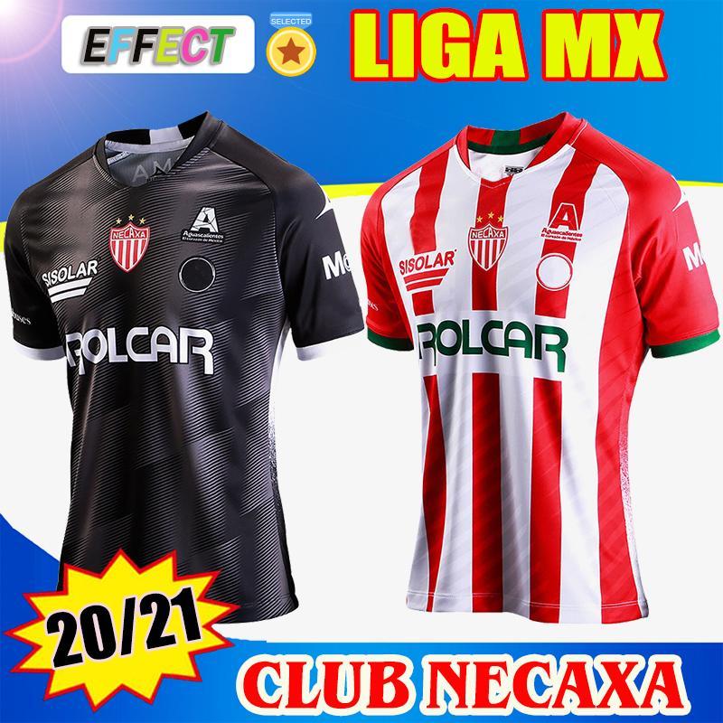 2020 2021 نادي نيكاكسا كرة القدم جيرسي 20/21 قمصان موحدة نيكاكسا الإياب في تايلاند الجودة LIGA MX كيت الفانيلة باتشوكا لاغونا كرة القدم