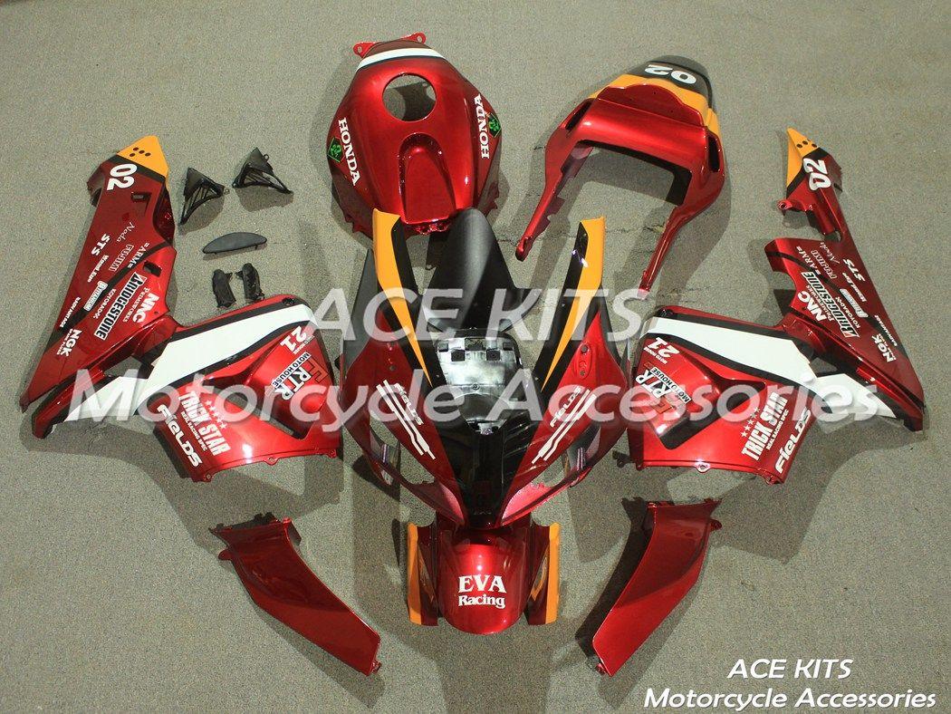 3 Geschenk neue heißen ABS Motorrad-Kits 100% Fit für Honda CBR600RR F5 2003 2004CBR600 600RR 03 04 Alle Arten von Farbe NO.1 Fairing