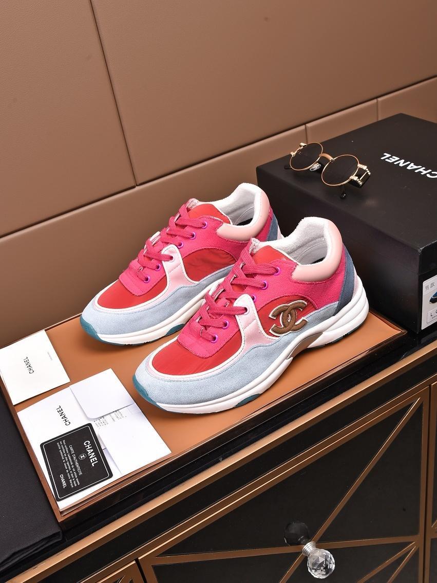 New58 zapatos de lujo casual para hombres y mujeres de moda los zapatos de los deportes al aire libre del todo-fósforo zapatos cómodos envases caja original