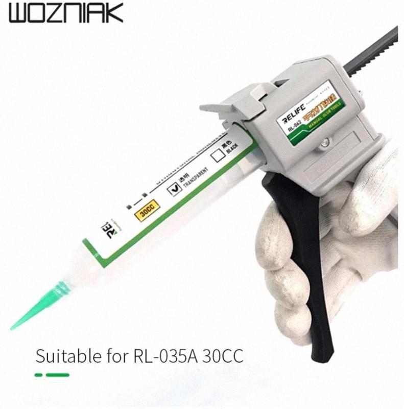 Manuale Relife RL-062 Glue Gun professionale di alta qualità motrice Glue Gun Design ergonomico Grip strutturale RL-035 DMTI #