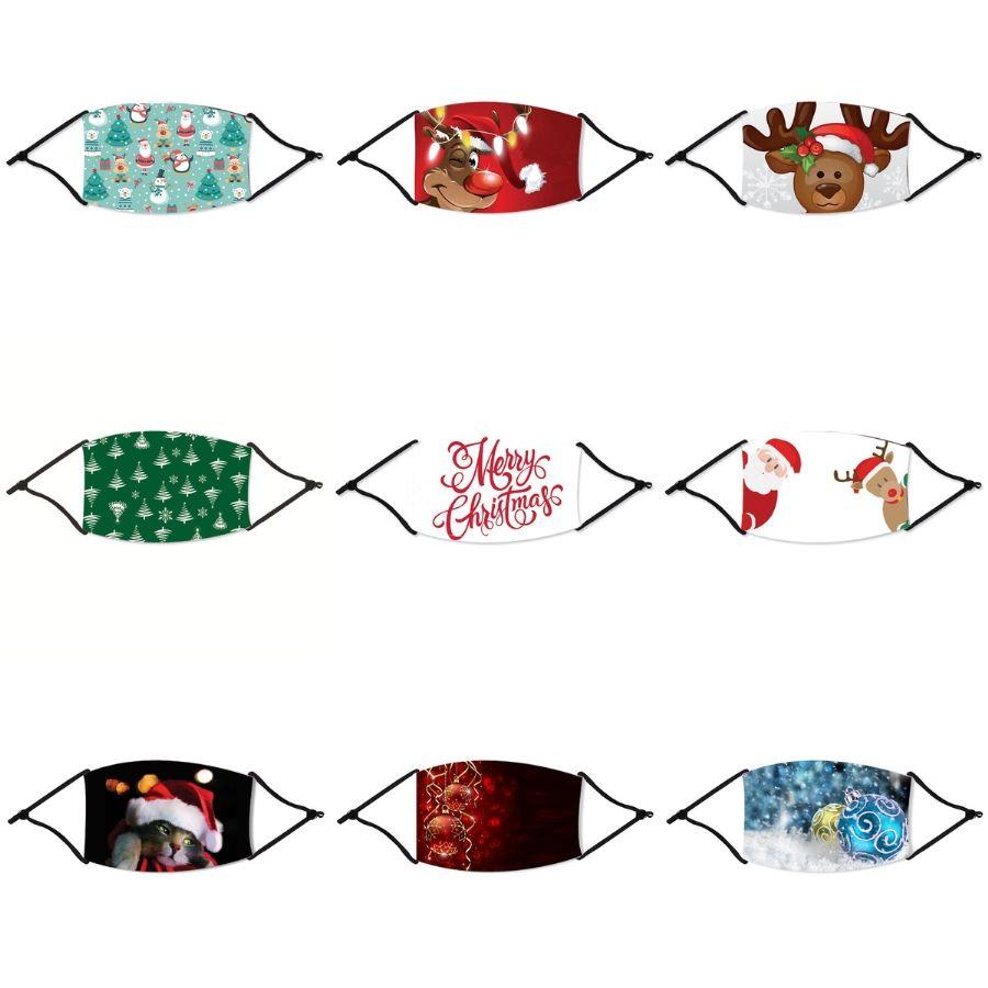 5 1PCS nette Karikatur-Druck Waschbar Gesicht Schal für Kpop Korean Tuch Gesicht Schal Baumwolle Waschbar Bandana Für # 853 # 518