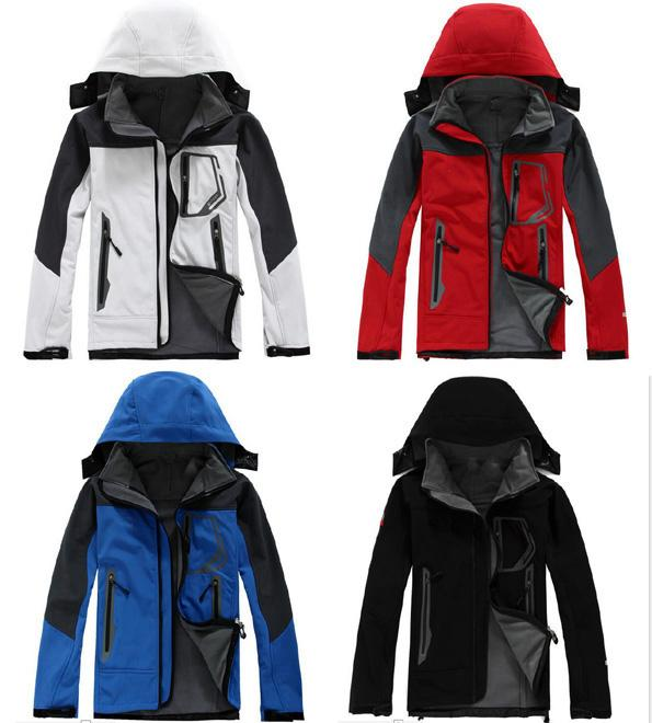 fast shipping Mens north Denali Fleece Apex Bionic Jackets Outdoor Windproof Waterproof Casual SoftShell Warm Face Coats Ladies