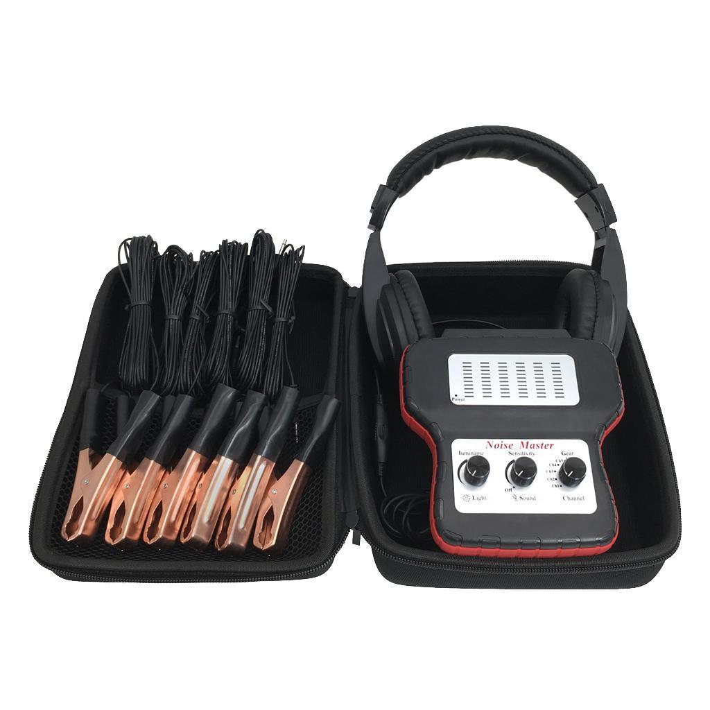 Sistema elettrico Tester di cambio anormale Detector audio per Auto Auto