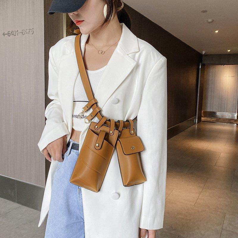 Yeni 2 adet Çantalar Çanta ve Çanta Çanta Omuz Çanta Çanta Tasarımcısı Moda Lüks Lüks Crossbody Toptan için 2020 Kadınlar Eiqdg