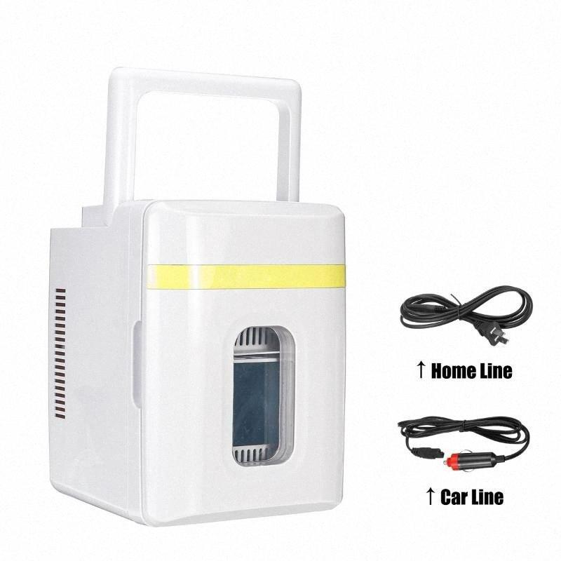 AUDEW 12V -220V 10L Kühl -10 ~ 65 Grad Kühlung Heizung Maschine Kühlschrank Mini Gefrierschrank für Auto-Haus Picknick Refrigeration Valy #