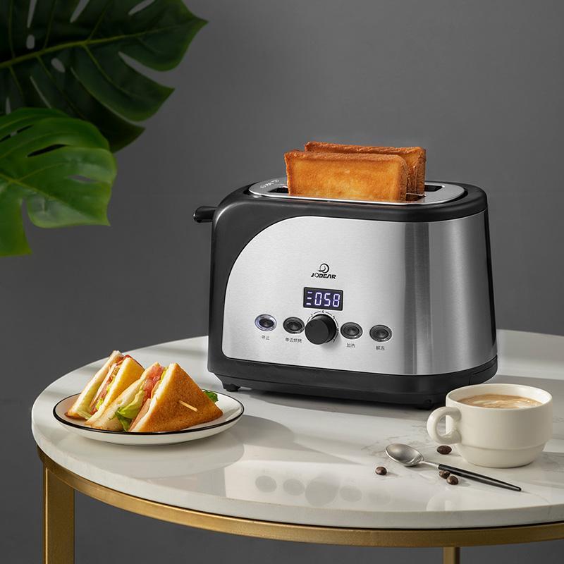 Nuevo estilo de visualización digital Tostadora controlador tostador hogar Mini Drive automática