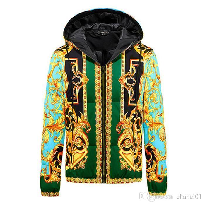 2020 nuova marca popolare Piumini addensare e tenere in caldo all'aperto Sportswears inverno Sportswears cappuccio sportivo di alta qualità l7f2e313