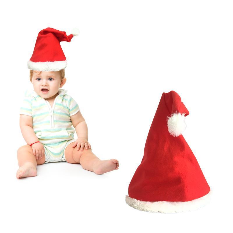 Natal que dança Cantar Movendo presente do Xmas de Santa Chapéu engraçado para crianças Decoracion Para Botellas De Vino Duendes Navidad