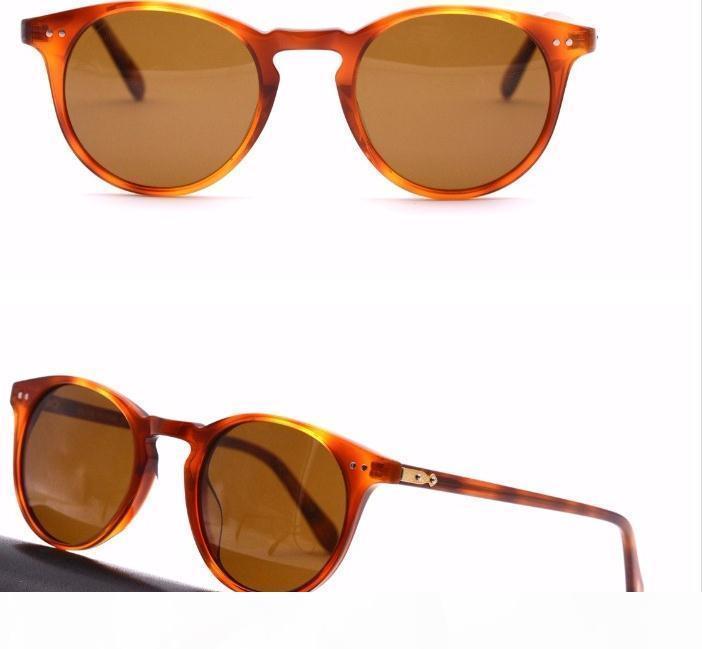 Männer Frauen Fahren polarisierten Sonnenbrillen OV5256 Retro Brille OV 5256 Bunte Rechteck Sonnenbrillen Eyewear mit ursprünglichem Kasten