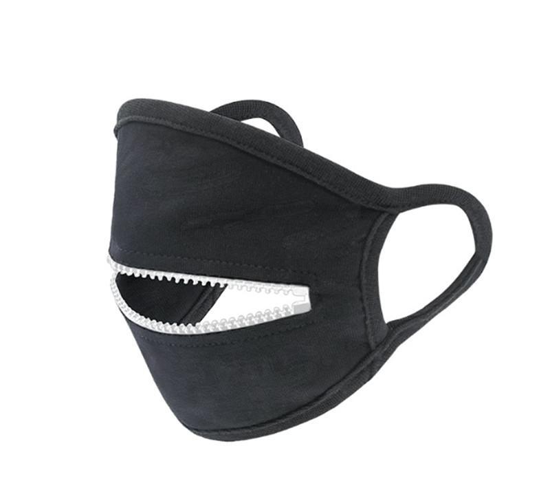 máscaras de algodão transfronteiriças vendidos directamente pelos fabricantes. máscaras de palha ajustáveis podem personalizado para prova de poeira adulto impressa máscara OWD1092