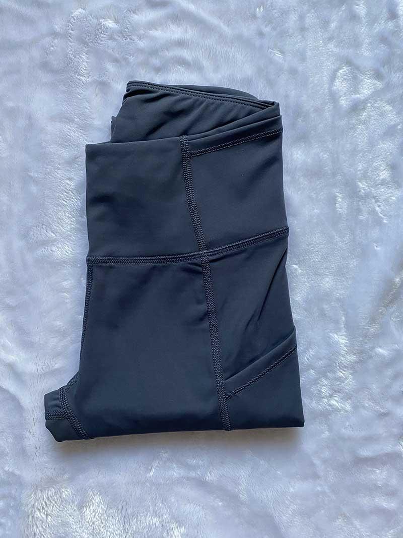 Ankle-Comprimento 7/8 Capris Calças Lápis Calças Skinny Cintura Alta Mulheres Yoga Calças Quick Seco Sports Gym Collants