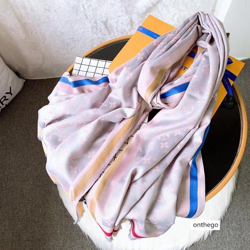 kkfashion yaz sonbahar ipek eşarplar marka lüks tasarım kaşmir ipek eşarplar erkekler kadınların yumuşak ince ipek eşarplar