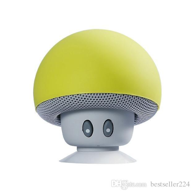 New Mini Bluetooth Speaker Wireless BASS Portable For Tablet PC Vibration Resonance phone call 10m 3W 80 Bnoise F809
