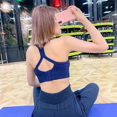 Réglable Femmes Workout Soutien-gorge rembourré Soutien-gorge push-up sexy Fitness Sports Bras Fitness Femmes Yoga Active Wear Bras