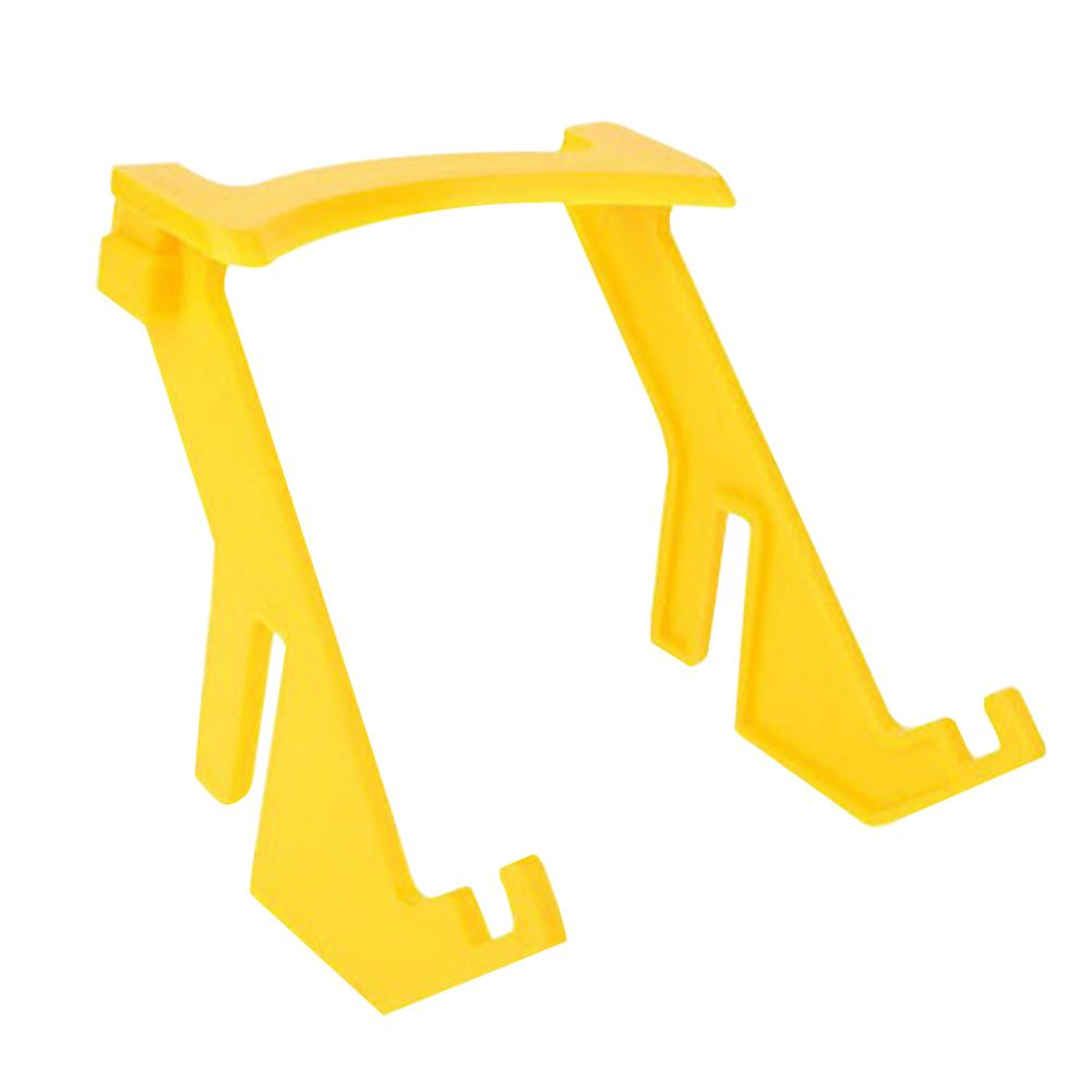 Apiculture à outils en plastique Seaux extracteur d'économie d'énergie Grip Cadre rack