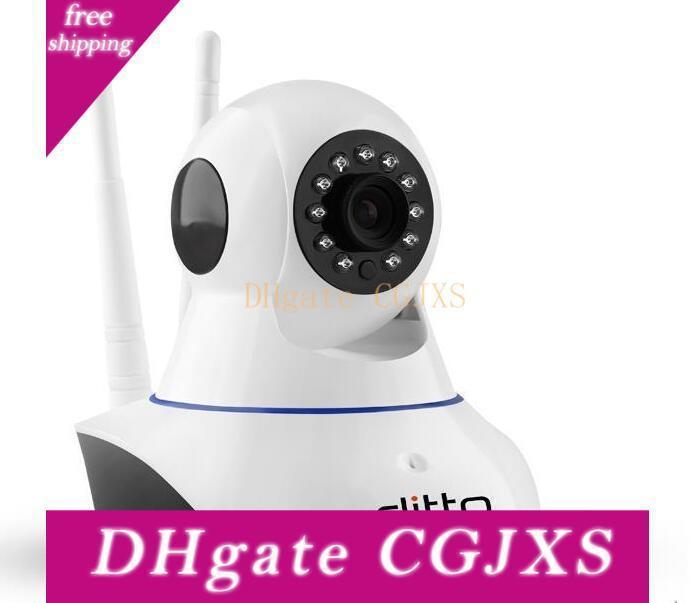 Wireless 720p Hd Ip Camera Wifi Camera 802 .11b /G P2p Network Ir Outdoor Waterproof Security Camera Work With Alarm Sensor