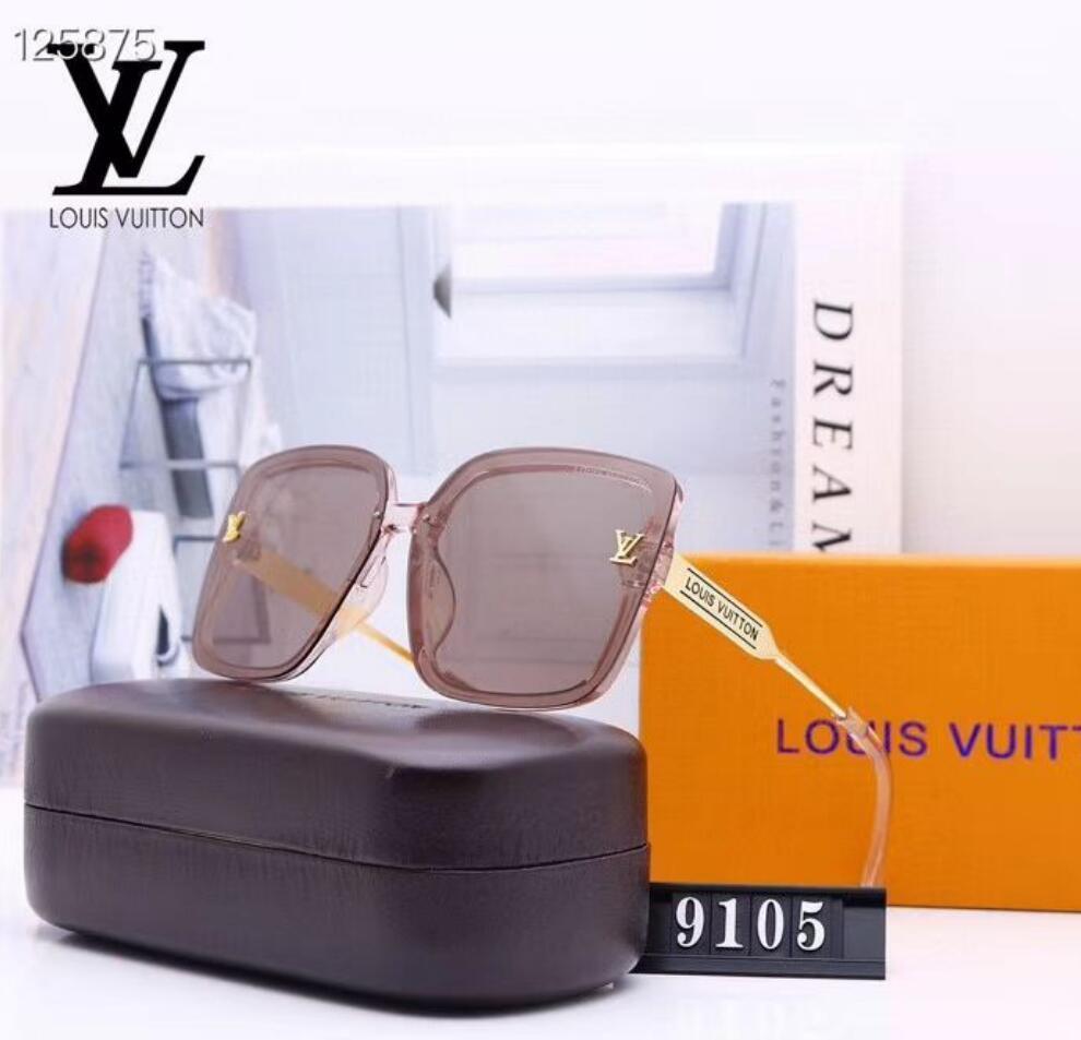 2020 metálicas de marca Diseño de Sunglas buena calidad de la manera gafas de sol de gran tamaño de la vendimia UV400 mujer hombre.