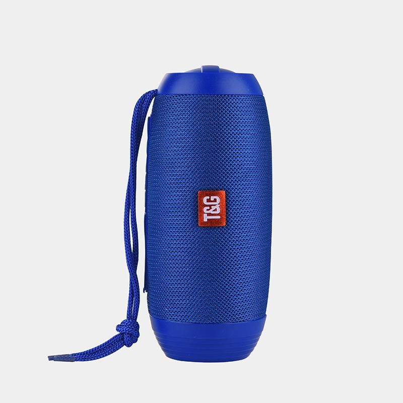 The best sound quality Portable Bluetooth Speaker TG602 Portable outdoor Rechargeable Wireless Speakers Subwoofer Loudspeaker TF MP3 FM