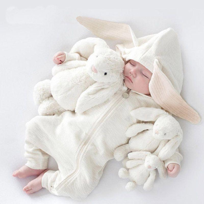 Säuglings-Kleidung Baby-Kleidung Herbst-Winter-neugeborene Baby-Strampler für Babys Overall Halloween-Kostüm 0-2 Jahre