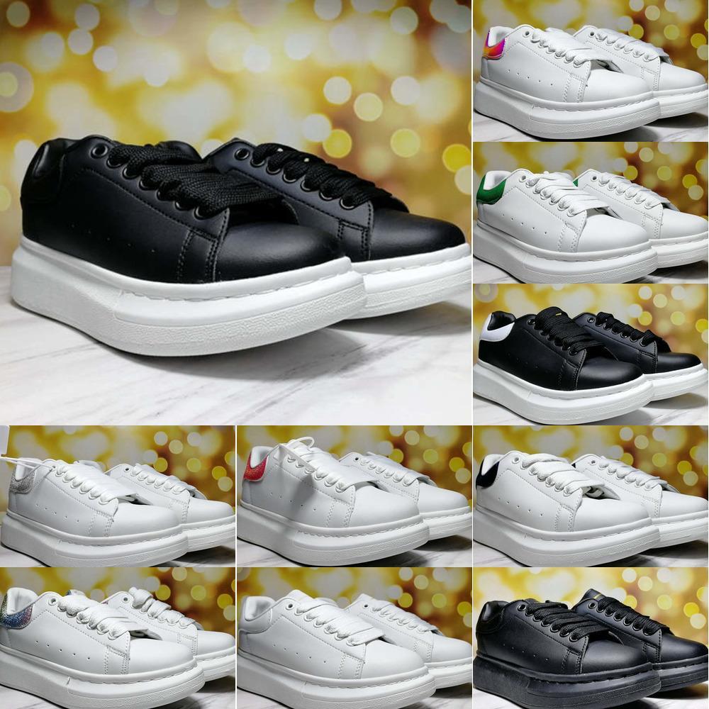 casuales de la moda de las mujeres de los hombres Alexendre McQveen mujeres de los hombres zapatos zapatillas de deporte superiores inferiores correr al aire libre de interior 4GH1 23AU
