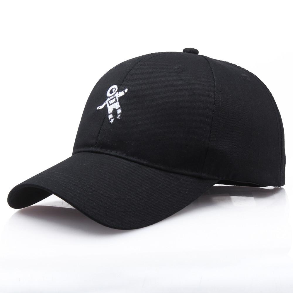 Caps unisexe New Hat astronaute Emberoidery baseball Chapeau Czapka Z Daszkiem Ourse Cap High Cap Qualité