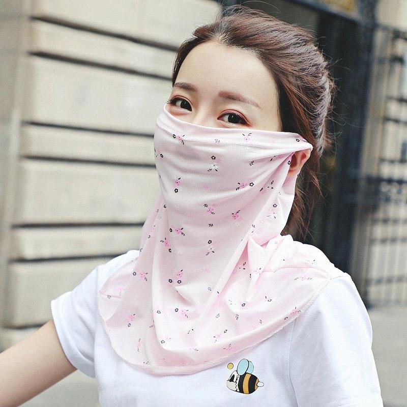 Цветочные дышащий солнцезащитный крем маска Велоспорта маски Ультрафиолетовых масок для мужчин и женщин рот Обложки лиц моющегося Дизайнера масок 200pcs T1I 8NG4 #