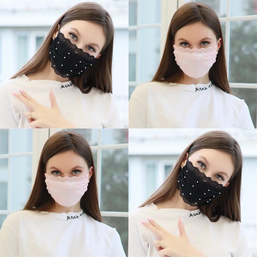Blanks Masque Visage Sublimation AdultsWith Pocket peut mettre Joint Prévention de la poussière pour le transfert thermique impression peut être Washabl # 621