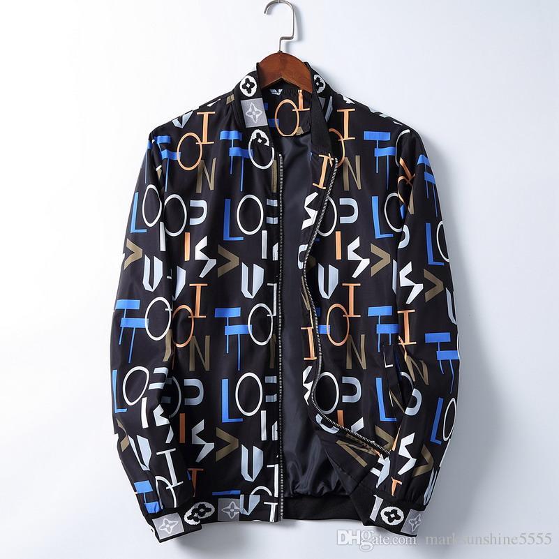 2020 Herren Winterjacke Langarm New Baumwollmantel Männer Trend stattliche beiläufige Daunenjacken Thick Mens Zipper Kleidung Plus Size Hoodies