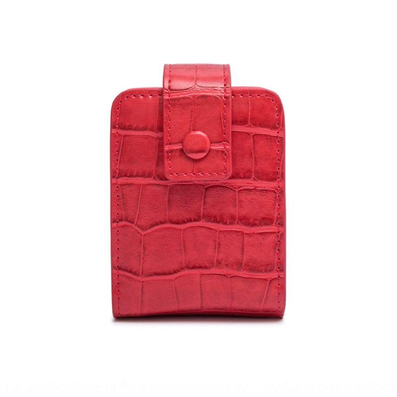 ayna Kozmetik kozmetik çantası makyaj moda taşınabilir portatif mini depolama çantası ile Kadın makyajı 2020 yeni yaratıcı ruj